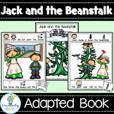 JACK AND THE BEANSTALK-Adapted Book #springsavings