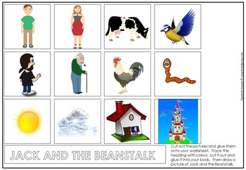 JACK AND THE BEANSTALK BY JEANETTE VUUREN - EXCERPT