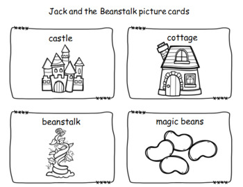 JACK AND THE BEANSTALK READ AND DRAW