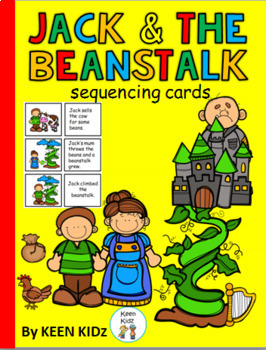JACK AND THE BEANSTALK SEQUENCING CARDS