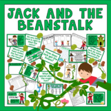JACK AND THE BEANSTALK STORY RESOURCES AND DISPLAY MATERIALS