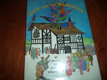 JACK AND THE MEANSTALK  ISBN 0-679-85810-5