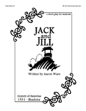 JACK and JILL - a short Play