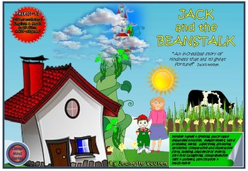 JACK and the BEANSTALK Resource Bundle by Jeanette Vuuren