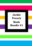 JACKIE FRENCH BOOK BUNDLE #1 - Worksheets - Picture Book Literacy