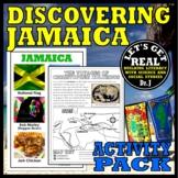 JAMAICA: Discovering Jamaica Activity Pack