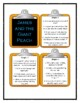 Roald Dahl JAMES AND THE GIANT PEACH - Discussion Cards