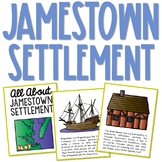 JAMESTOWN SETTLEMENT POSTERS   Coloring Book Pages   American History Project
