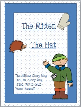 JAN BRETT READING ACTIVITIES:  The Hat and The Mitten