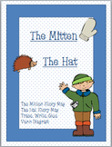 JAN BRETT READING ACTIVITIES:  The Hat and The Mitten