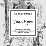 156 JANE EYRE Task Cards - Print & Digital