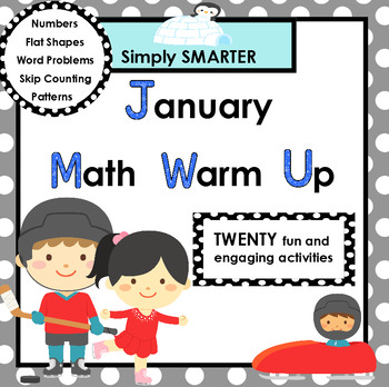 JANUARY MATH WARM UP