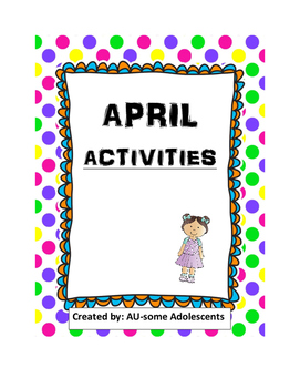 APRIL Re-usable Activities