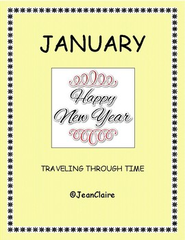 JANUARY: TRAVELING THROUGH TIME