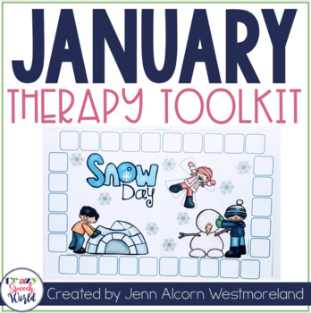 JANUARY Theme Therapy for Speech and Language