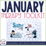 JANUARY Lesson Plans for Speech and Language Therapy