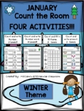 JANUARY - Count the Room - WINTER Edition