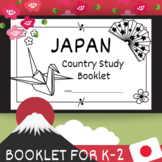 JAPAN Country Study Booklet