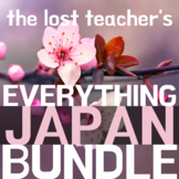 JAPAN Country Study Bundle - Everything
