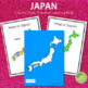 Japan Learning Pack:  Reading Materials, Activity Pages and Cards