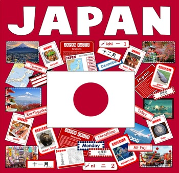 JAPAN RESOURCES AND JAPANESE LANGUAGE , MULTICULTURE AND DIVERSITY AND DISPLAY
