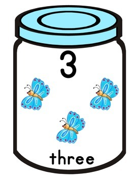 JARS BUGS AND NUMBERS