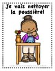 JE VAIS!  HOUSE CHORES IN FRENCH