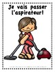 LE MENAGE! HOUSE CHORES IN FRENCH