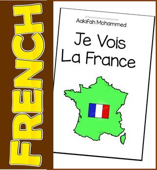 JE VOIS LE FRANCE (SUNNAHLEARNRSRËADINGBASKET)