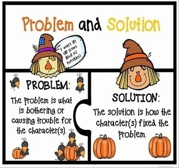 Jeb Scarecrows Pumpkin Patch Read Aloud Activities and Lesson Plans