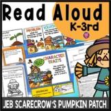 JEB SCARECROW'S PUMPKIN PATCH CLOSE READING