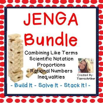 JENGA Mini-Bundle 1