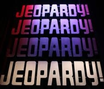 JEOPARDY - All Kinds of Words 11