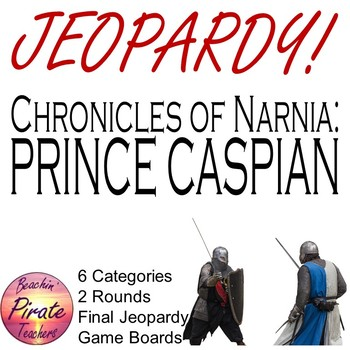 JEOPARDY!!! - Chronicles of Narnia: Prince Caspian