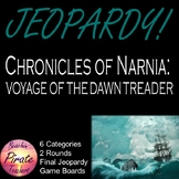 JEOPARDY!!! - Chronicles of Narnia: Voyage of the Dawn Treader