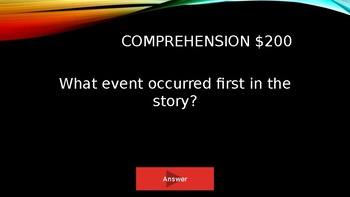 "JEOPARDY Houghton-Mifflin Journey's Unit 1 Lesson 5 ""Elisa's Diary"""