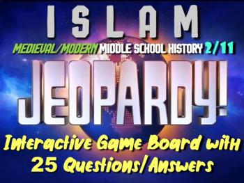 JEOPARDY! Islam Jeopardy