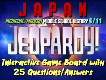 JEOPARDY! Japan Jeopardy
