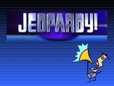 JEOPARDY- Living Things and Their Environment
