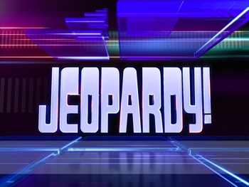 JEOPARDY! - Powerpoint customizable game template