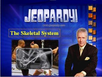 JEOPARDY! Review Game: The Skeletal System