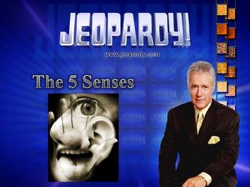 JEOPARDY! The 5 Senses