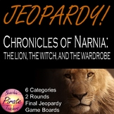 JEOPARDY!!! - The Chronicles of Narnia: The Lion, the Witc