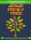 JESUS' FAMILY TREE  (The Genealogy of Jesus)