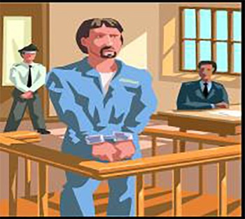 Easter Play 1 Practice Skit JESUS IN JUDGE MABLEAN'S (PILATE'S) COURTROOM