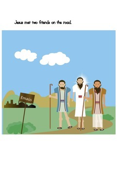 JESUS MEETS HIS FRIENDS: Sunday School Lesson