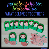 JESUS: PARABLE OF THE TEN VIRGINS