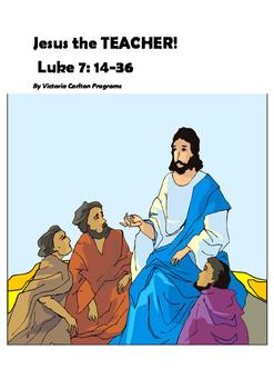 JESUS THE GREATEST TEACHER OF ALL
