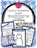 Construis ton bonhomme de neige // Build a snowman FRENCH GAME