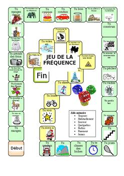 JEU DE LA FRÉQUENCE